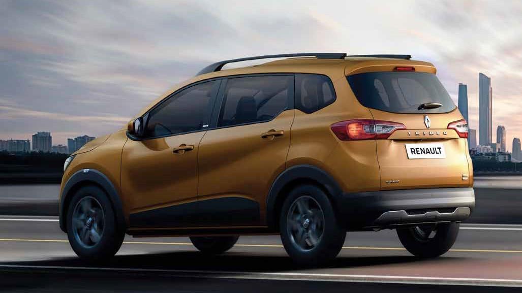 All New Renault Triber
